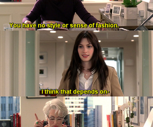 quotes, the devil wears prada, and movie image