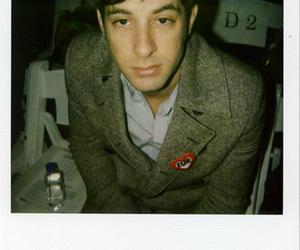 mark ronson and polaroid image