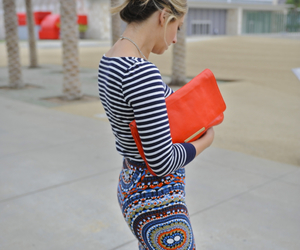 clutch, skirt, and style image