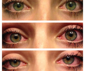 eyes, weed, and high image