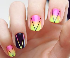 nails and nails colorful unique art image