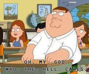 family guy, funny, and Peter Griffin image