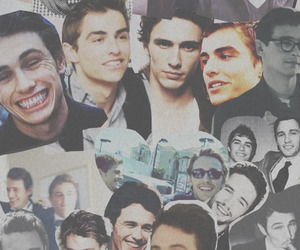 james franco, brothers, and Hot image