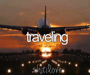 traveling and life image
