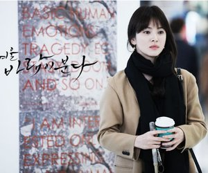 song hye kyo and that winter the wind blow image