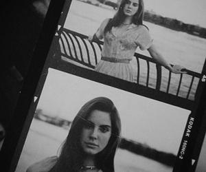 lana del rey, black and white, and lana image