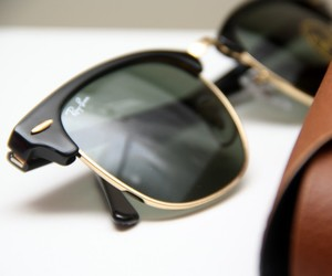 sunglasses, ray ban, and style image