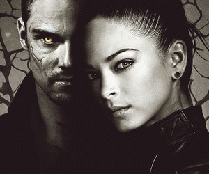 beauty and the beast, kristin kreuk, and Jay Ryan image