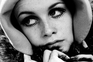 fashion, model, and twiggy image