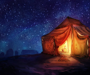 stars, night, and Dream image