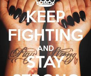 stay strong, demi, and demi lovato image
