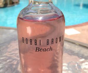 beach, bobbi brown, and summer image