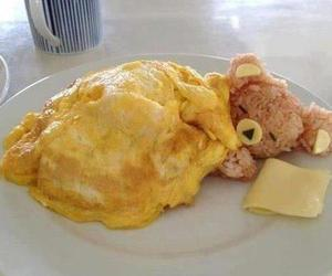 cheese, food, and cute image