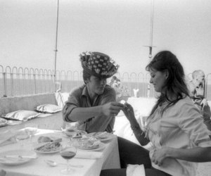 Alain Delon, claudia cardinale, and the leopard image