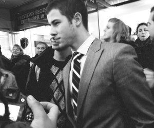 nick jonas, Hot, and jonas brothers image