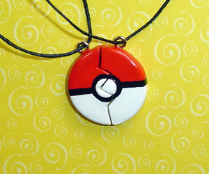 pokemon and necklace image