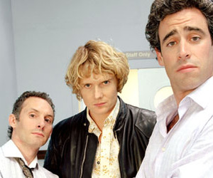 green wing, martin, and guy image