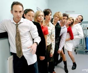 angela, statham, and green wing image
