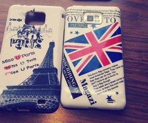 paris, london, and phone image