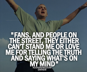fans, music, and quote image