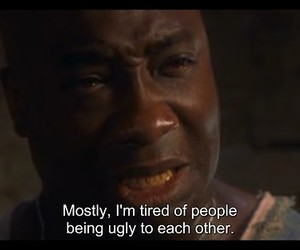 the green mile, movie, and movie quote image