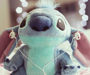 stitch and music image