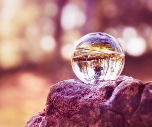 crystal ball and photography image