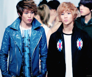 kpop, Taemin, and Onew image