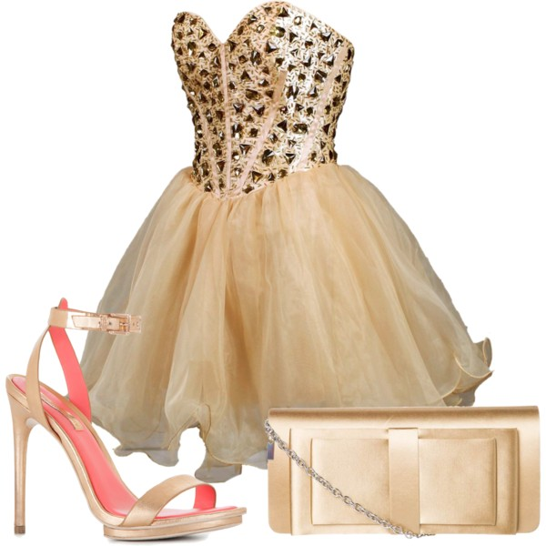 prom dress 2 - Polyvore on We Heart It