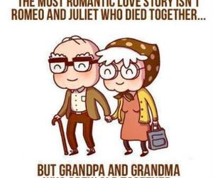 love, quotes, and grandma image