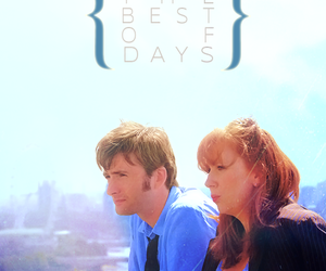 doctor who and donna noble image
