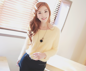 ulzzang, korean fashion, and ulzzang girl image
