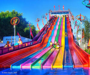 summer, fun, and colors image