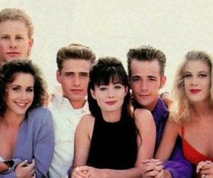 90210, 90s, and beverly hills 90210 image