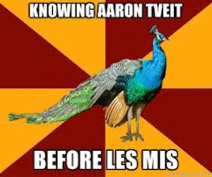 before, aaron tveit, and les mis image