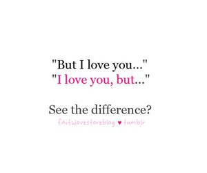 love, quotes, and difference image