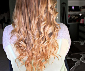 blonde, hair, and beautiful image