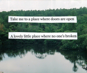 quotes, broken, and text image