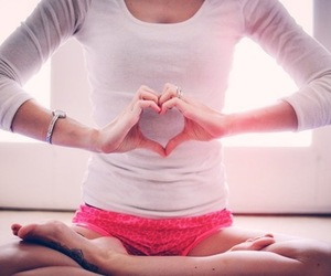 fit, healthy, and heart image