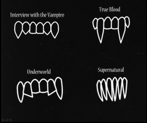 vampire, twilight, and supernatural image