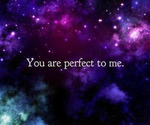 perfect, you, and galaxy image