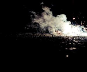 firework, smoke, and tom conrad image
