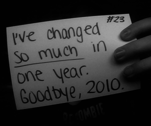 2010, text, and change image