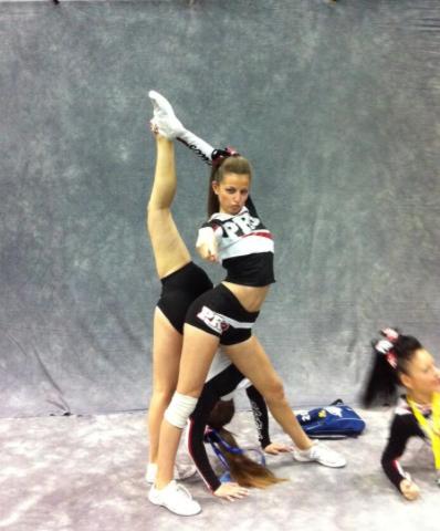 Needle Cheerleading