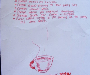 coffee, text, and you image