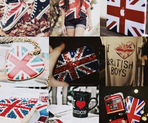 london, british, and england image