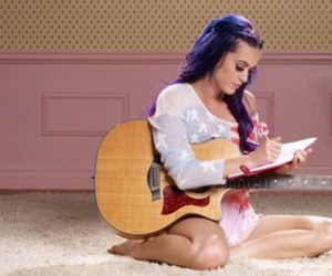 beautiful, girl, and katy perry image