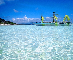 boracay, Philippines, and Island image