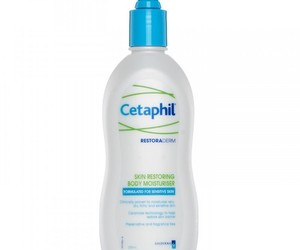 moisturizer, cetaphil, and dry skin care image