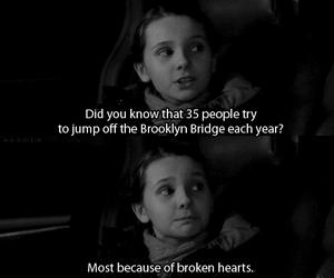 quotes, broken heart, and broken image